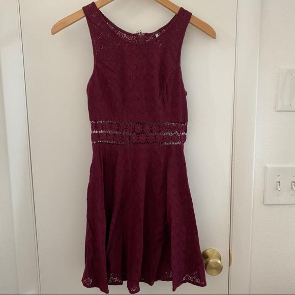 Free People Daisy Cutout Dress